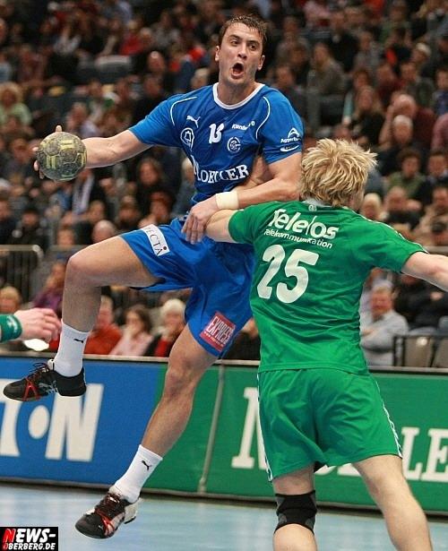 Handball.NEWS-on-Tour.de: Blau Weißes Torfestival! VfL Gummersbach traf fünf Mal 100 Prozent und deklassiert Richard Ratkas Truppe (Minden) mit 14 Toren Vorsprung vor 5.027 Zuschauern @LANXESS arena