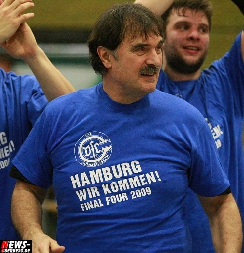 Hamburg, wir kommen! Final Four 2009 (Sead Hasanefendic)
