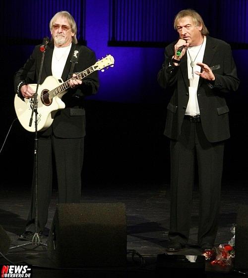 Amigos: Bernd Ulrich (r. 58) und Karl-Heinz Ulrich