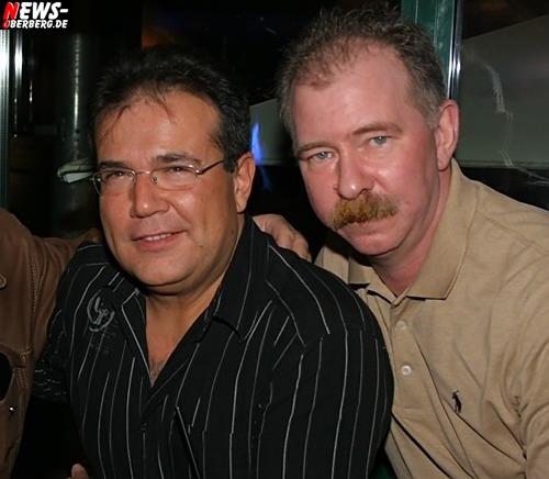 Adrian Radoi und Peter Grau