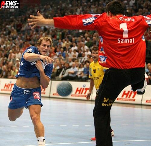 Handball: Französische Nationalspieler Geoffroy Krantz hat beim VfL Gummersbach einen Spielervertrag über zwei Jahre unterschrieben