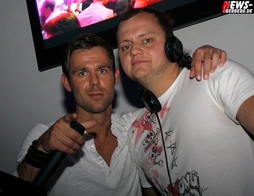 DJ T-Mo und DJ Mike (DKdance)