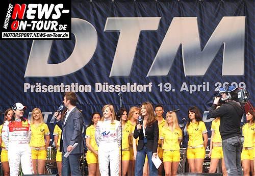 DTM-Präsentation 2009_katherine-legge_susie-stoddart