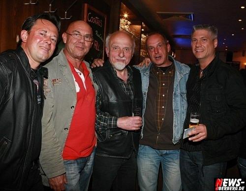 Thomas Löwe, Norbert Bay, Hans Büth, Dieter Budde, und Oliver Peetz