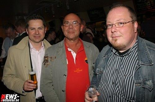 Ulrich Stücker, Norbert Bay und Siegfried Frank