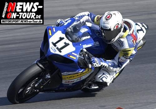 Jörg Teuchert - IDM Superbike - Saisonauftakt