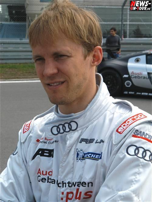 Motorsport.NEWS-on-Tour.de: Mattias Ekström steht beim DTM Auftaktrennen am Hockenheim auf der Pole-Position
