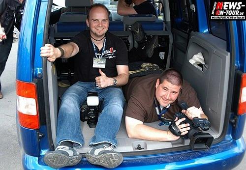 Tourenwagen Revival 2009 - Ring1.de Medienvertreter