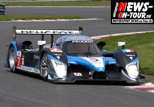 Motorsport.NEWS-on-Tour.de: Peugeot dominiert das 1000 km – Rennen @SPA Francorchamps der LMS – letzter Test für die Prototypen und GT-Fahrzeuge vor dem Klassiker – den 24h von Le Mans