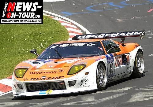 ADAC Zurich 24h Rennen - GT3 Ford GT