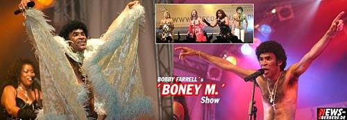 Bobby Farell- ´Boney M. Show!´