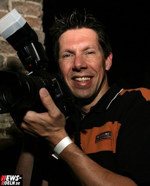 Andreas Bongartz alias ´Foto-DJ´ (DJ und Tontechniker)