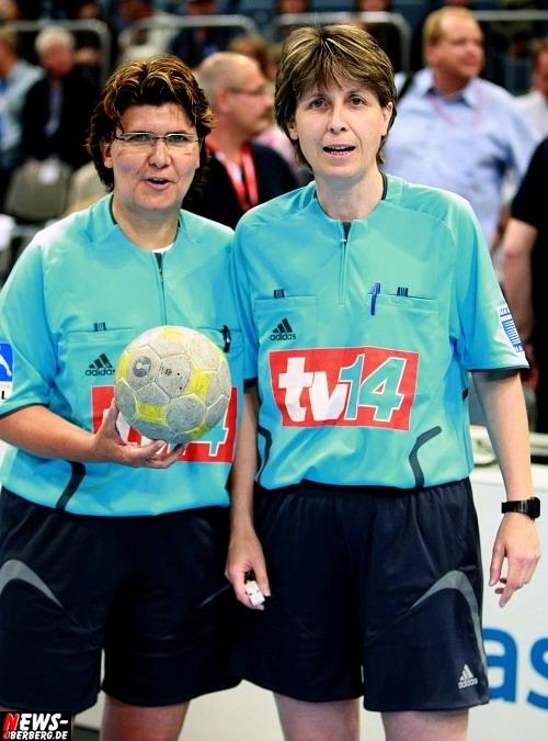 Jutta Ehrmann-Wolf und Susanne Künzig