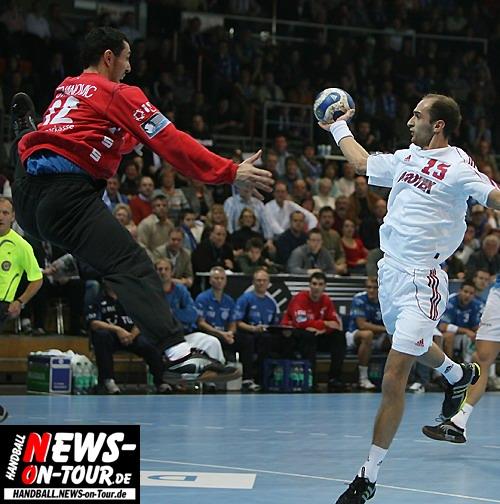 Goran Stojanovic gegen Medvedi Moskau