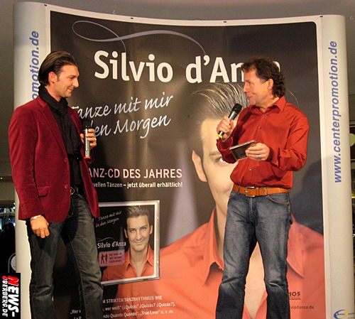 Silvio d´Anza - Tanze mit mir in den Morgen - Rüdiger Hockamp