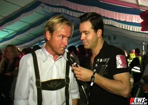 Waldbröler Oktoberfest Interview Markus Krampe und Christian Sasse