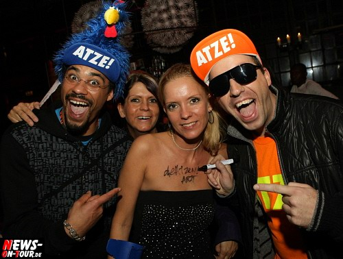 Essen: (2x Videoclip!) TV-Premiere! Die Neue Hitparade! Himmlisch! NEWS-on-Tour traf keine Engel aber dafür Gott! RTL2 zeichnete neues Sendeformat im Delta Musik Park auf