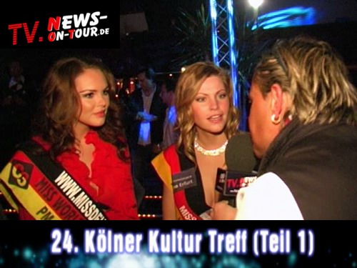 Miss Gernany 2008 - Miss Germany 2009 und Mani Bel