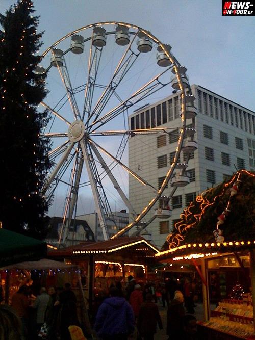 Weihnachtsmarkt Lüdenscheid Riesenrad