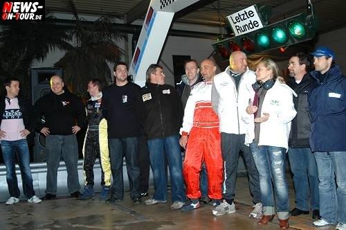 24h Kart Rennen Köln - Teamchefs