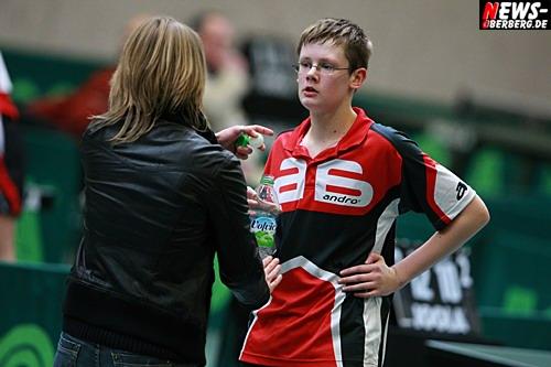 Frederik Duda vom TTC Schwalbe Bergneustadt gewinnt zweimal Bronze bei den Westdeutschen Schülermeisterschaften (Tischtennis.NEWS-on-Tour.de)