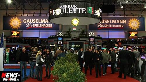TV.NEWS-on-Tour.de: IMA 2010! Internationale Fachmesse für Unterhaltungs- und Warenautomaten @Messegelände Düsseldorf