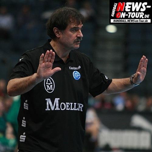 VfL Gummersbach - Trainer Sead Hasanefendic