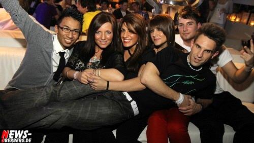 Gummersbach: ´Flotter 3er´ @DKdance wurde erneut zum Publikumsmagnet (Sa. 27.03.2010) Volles Haus und viele feierfreudige Gäste