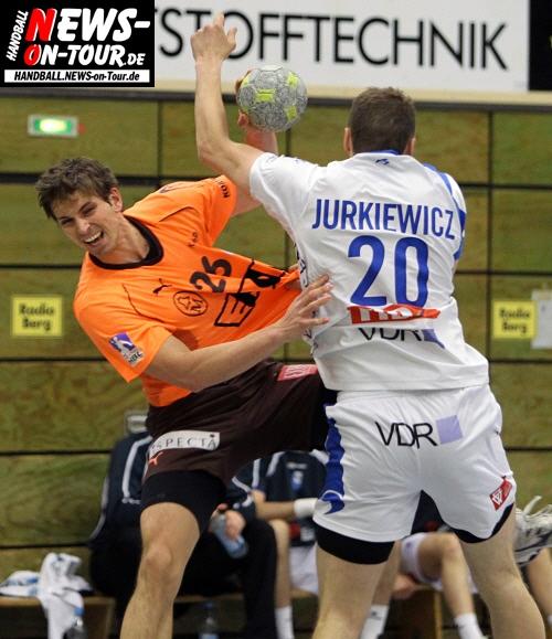 EHF-Cup: VfL Gummersbach mit Leidenschaft und Ehrgeiz zum Sieg! Reyno de Navarra ´San Antonio´ unterliegt im Hinspiel mit 30:26. Mit vier Toren Vorsprung geht es am Samstag nach Pamplona. Bonus: Exklusiv Video von der Pressekonferenz