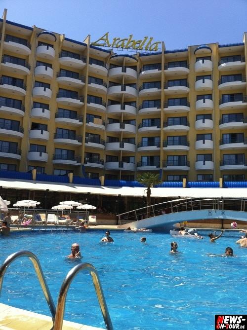 Sterne Hotel Bulgarien Goldstrand