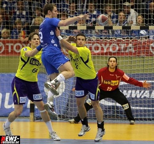 Handball: VfL Gummersbach verliert im Fuchsbau. Qualifikation für das internationale Geschäft außer Sicht