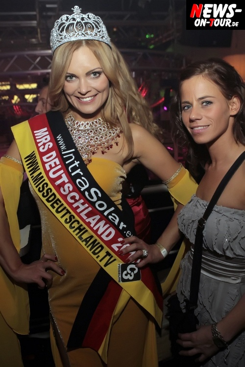 Köln: Aftershow Misses und Mister Deutschland 2010 @Club Diamonds. NEWS-on-Tour war mit an Bord, frei nach dem eigenen Slogan: ´DU HAST KEINE WAHL!`