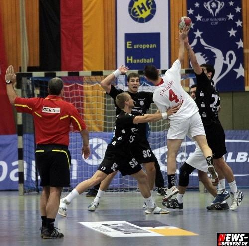 Europapokal: VfL Gummersbach zieht sehr überlegen gegen KH BESA Famiglia (Kosovo) (Kosovo) mit 57! Toren (Hin und Rückspiel) Vorsprung in die nächste Runde ein