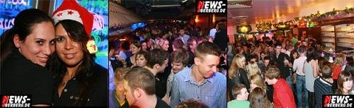 Gummersbach: Santa-Clause-Party toppte alles! Riesen X-Mas Partypeople Ansturm im B1 und DKdance [ Do. 23.12.2010 ]