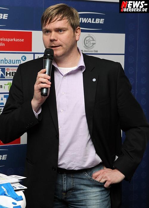 VfL Gummersbach Geschäftsführer Axel Geerken