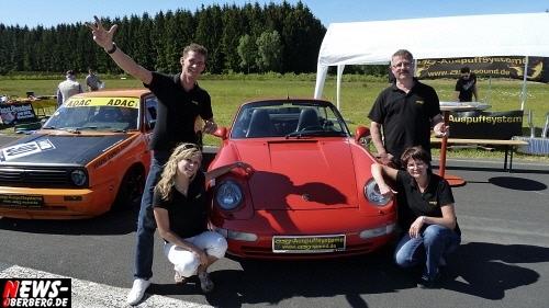 Motorsport: ´1. Porsche-Event´ voller Erfolg! Regionalflugplatz Meinerzhagen (Marienheide) wurde bei Sahnewetter am Vatertag (02.06.2011) zum El Dorado der Motorsportfans!