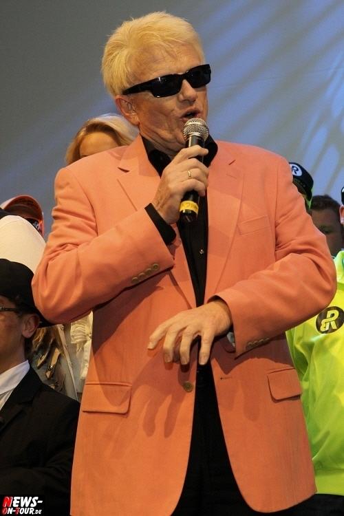 Heino (72, bürgerlicher Name: Heinz Georg Kramm)