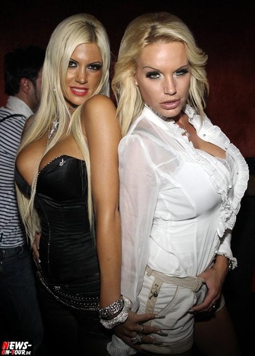 Sophia Vegas (Wollersheim) und Gina-Lisa Lohfink