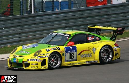 Manthey Porsche 911 GT3 RSR