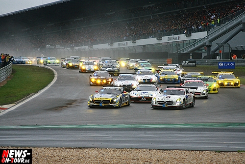 Start 24h Nürburgring 2011