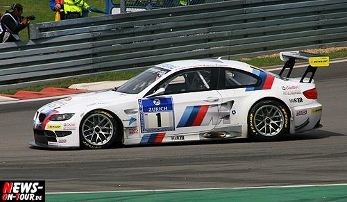 BMW M3 GT 24h Nürburgring 2011