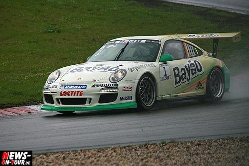 Rene Rast Porsche World Cup 2011