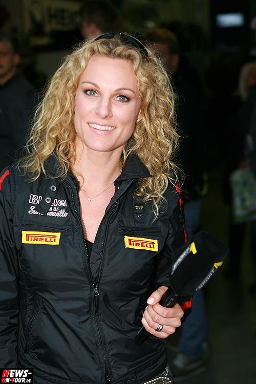 CHristina Surer 24h Nürburgring 2011