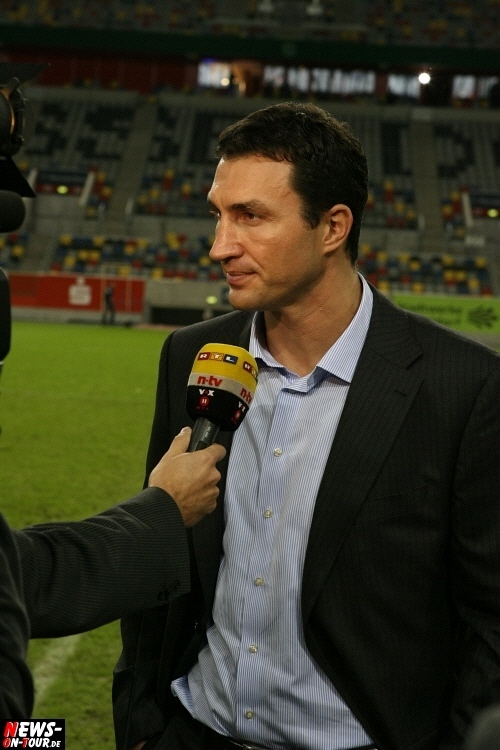 Wladimir Klitschko im Interview
