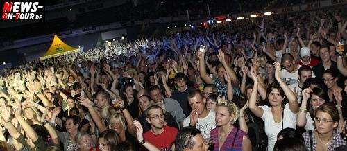 """Dortmunder Westfalenhalle """"Schlager Total 2011"""""""