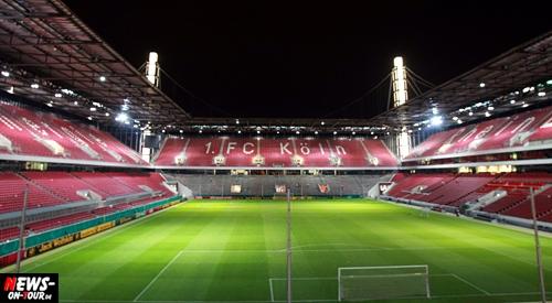 RheinEnergieStadion: 1. FC Köln - Selbstmordversuch - Suizit Bundesliga und Fifa-Schiedsrichter Referee Babak Rafati