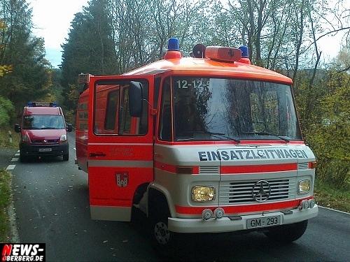 Einsatzleitwagen 12-12 Oberberg Wiehl Feuerwehr
