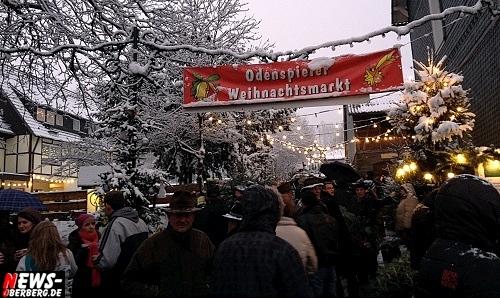 Odenspieler Weihnachtsmarkt