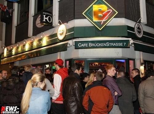 B1 Café Brückenstrasse 7