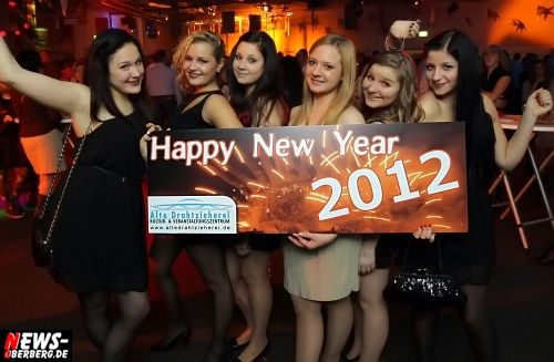 Silvester Party Archive News On